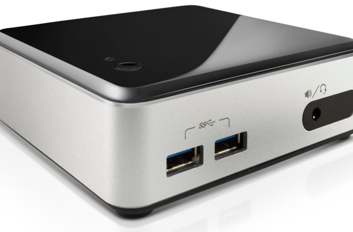 NUC: Next Unit of Computing